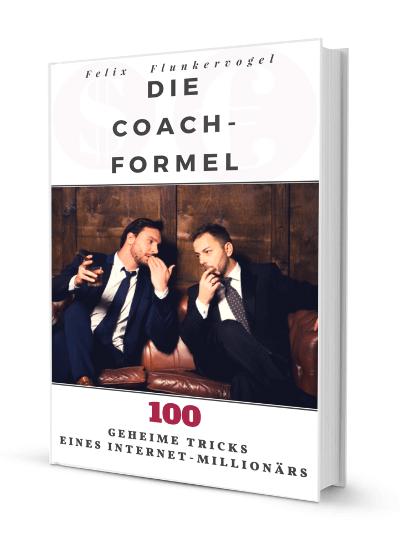 Felix Flunkervogel - Die Coach Formel